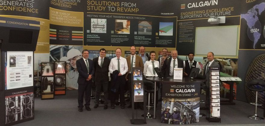 CALGAVIN Primed for ACHEMA 2018